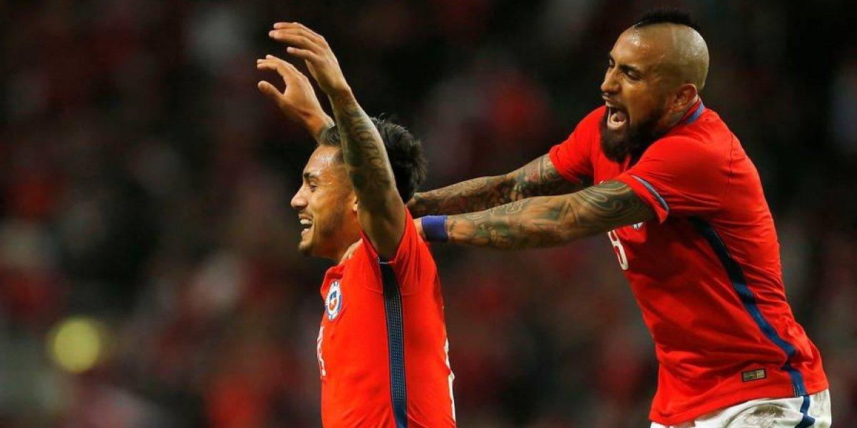 ¿Cuándo, a qué hora y quién transmite a Chile ante Dinamarca?