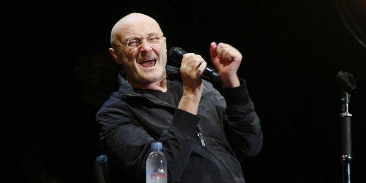 La leyenda Phil Collins: un derroche de buena música