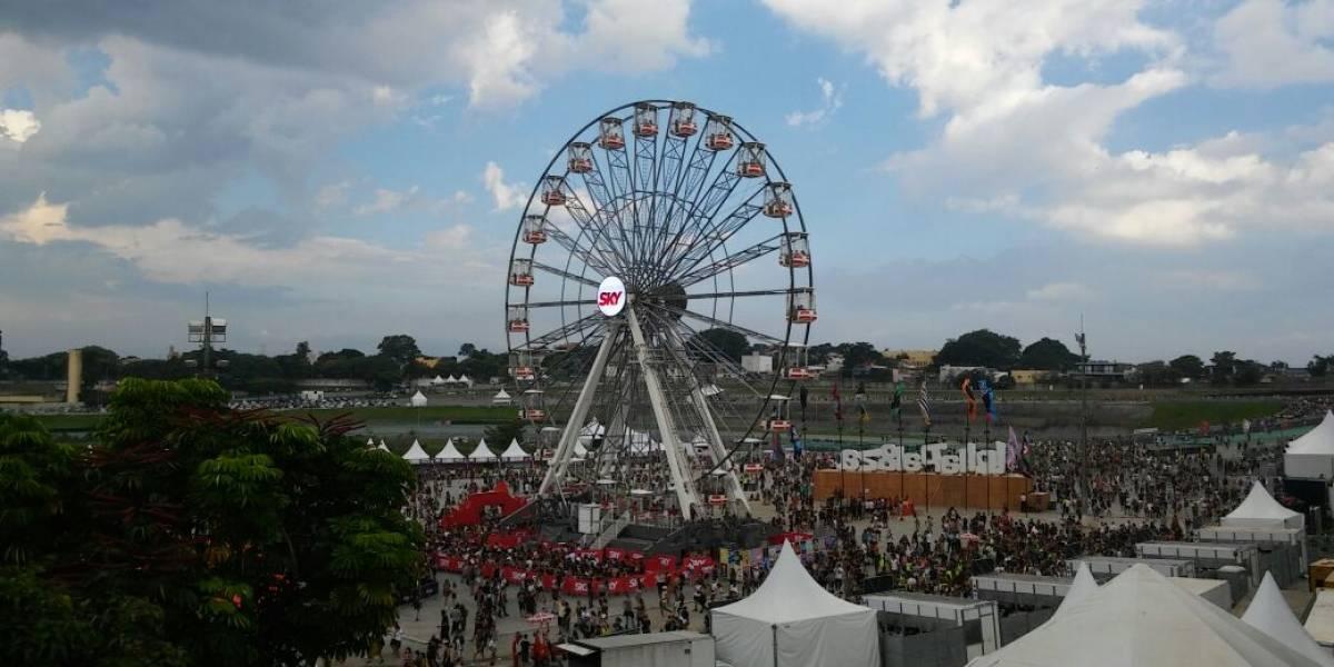 Lollapalooza Brasil abre pré-venda de ingressos para edição de 2019