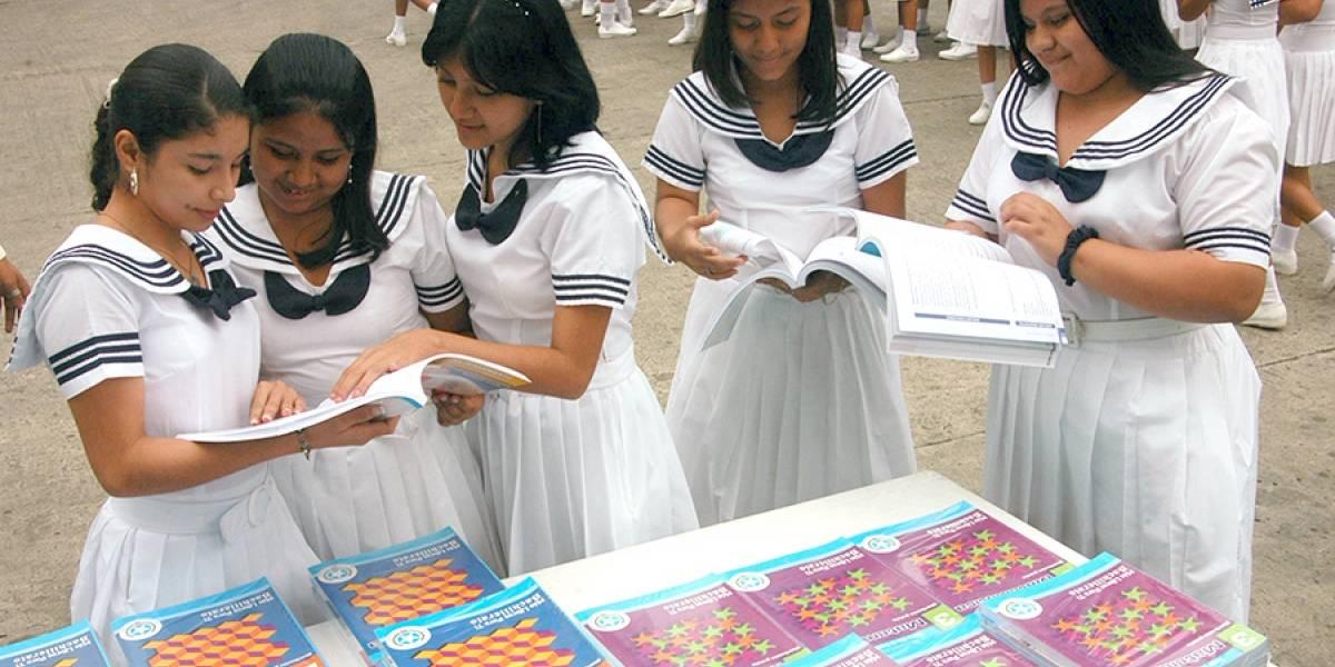 'Más Libros' para 187 mil estudiantes