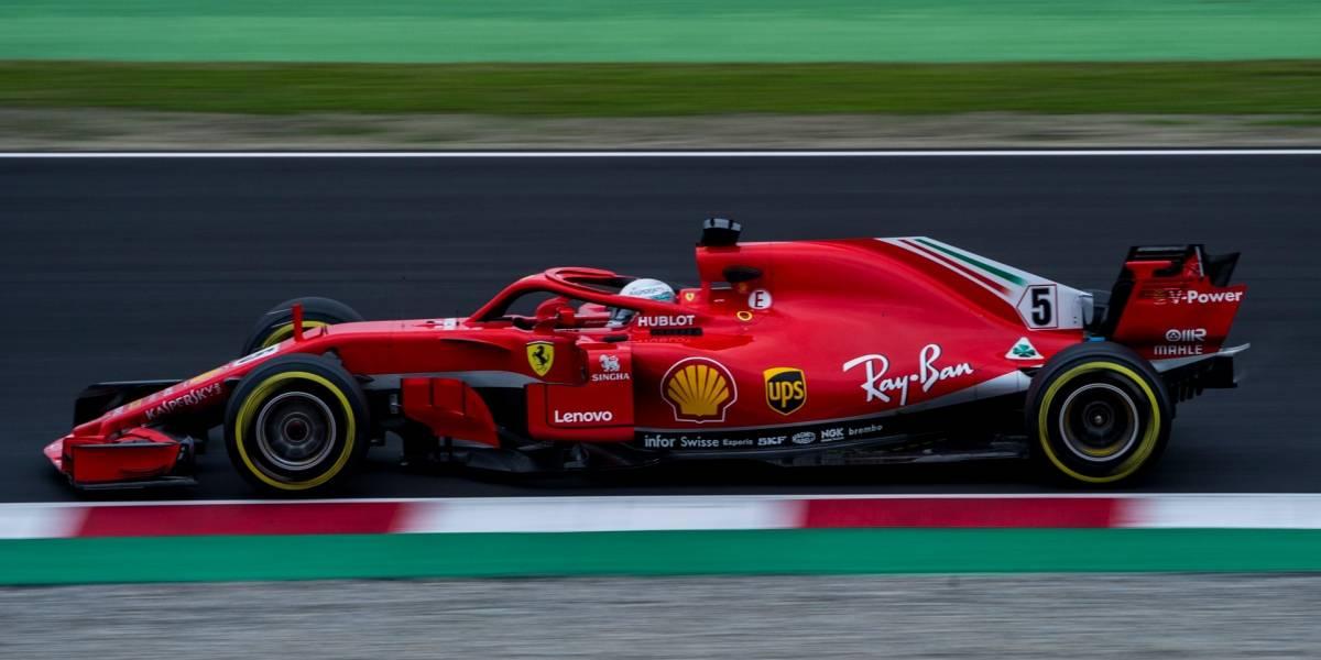 Ferrari encuentra nuevo partner de tecnología en Lenovo