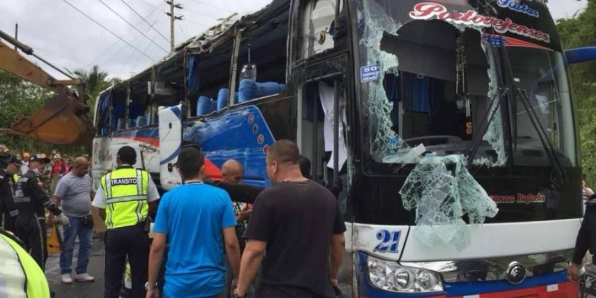 ANT anuncia evaluaciones a choferes profesionales tras accidente en Manabí