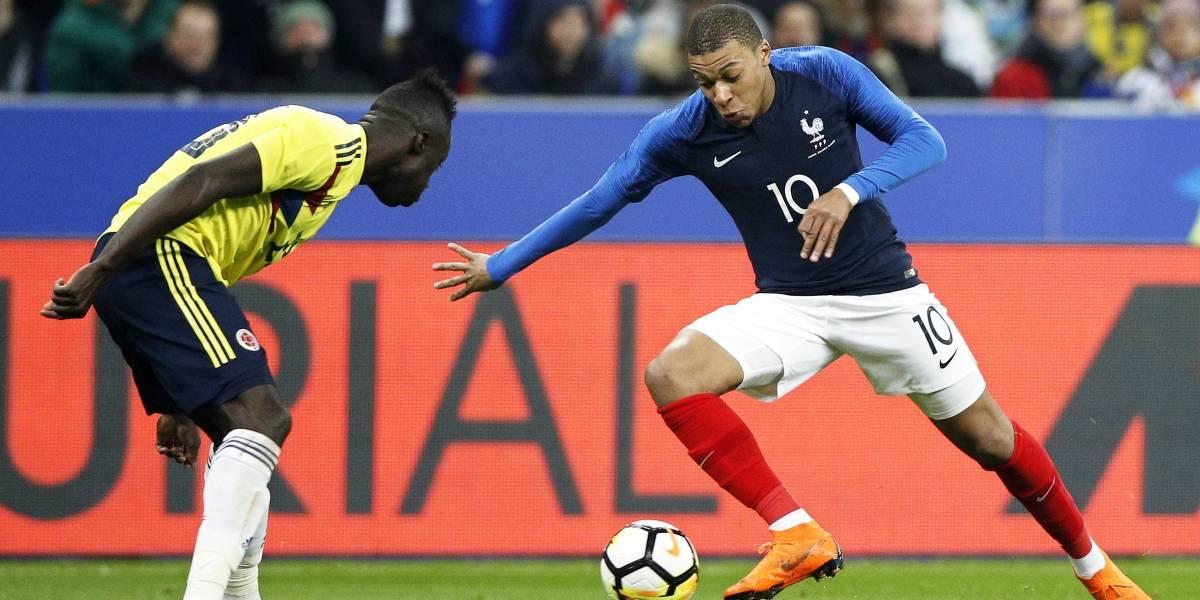 """Duván Zapata: """"Ante Francia el equipo nunca bajó los brazos y supo sufrir"""""""