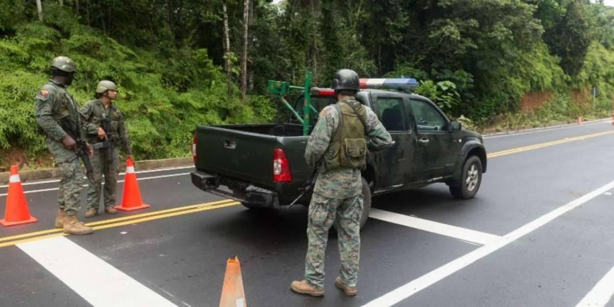 Expertos creen que el narcoterrorismo ha presentado credenciales en Ecuador