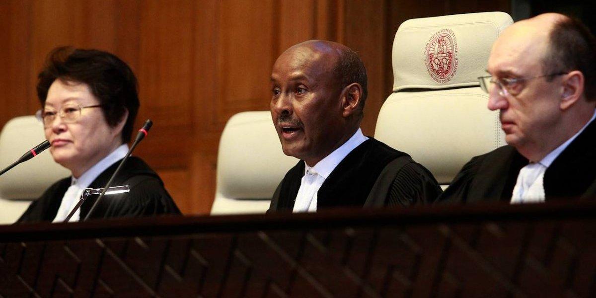 Más allá de la toga: la inesperada forma con que el presidente de la Corte de La Haya disfrutó de Chile