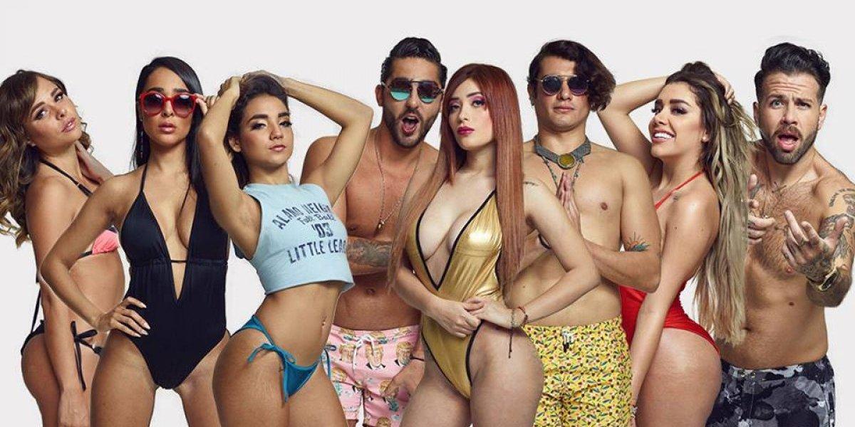 Filtran detalles de romance de integrantes de Acapulco Shore con presuntos sicarios