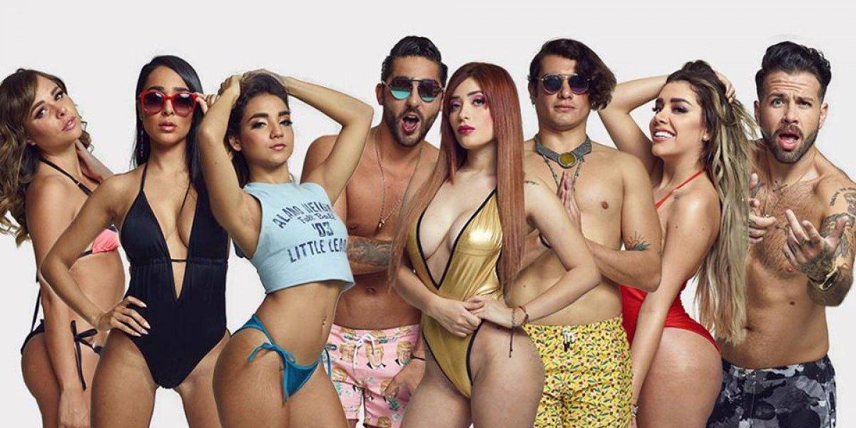 """Ellos son todos los integrantes confirmados de """"Acapulco Shore 5"""""""