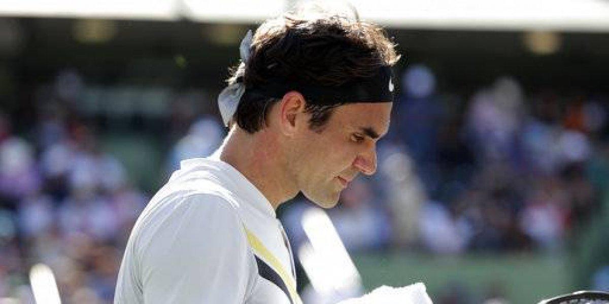Sin Su Majestad: Roger Federer se baja de la temporada de arcilla pese a perder el uno del mundo
