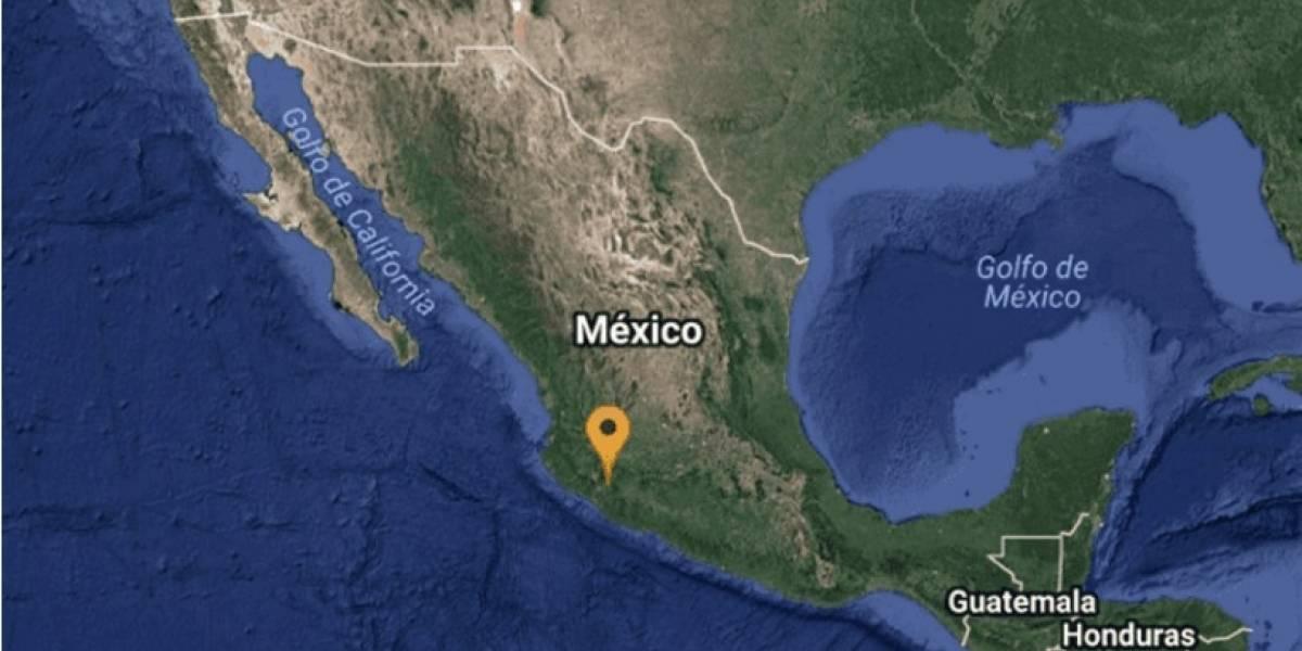 Se registra sismo magnitud 4.3 en Tecalitlán, Jalisco