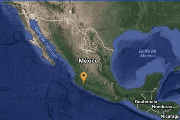 Sismo en Acapulco