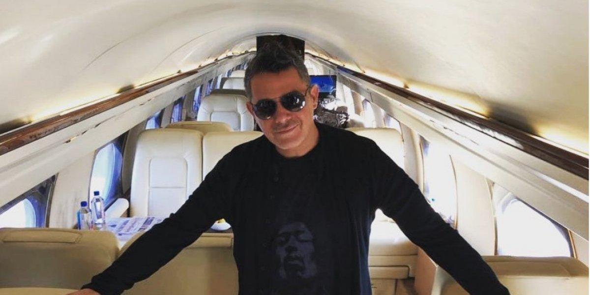 Alejandro Sanz responde a 'críticas' de Maluma