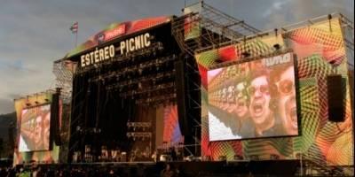 Segundo día del Festival Estéreo Picnic 2018