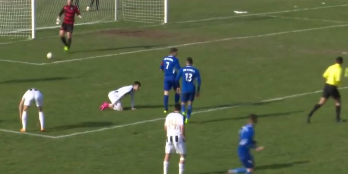Tragedia en Croacia: Jugador muere en pleno partido tras recibir un pelotazo en el pecho