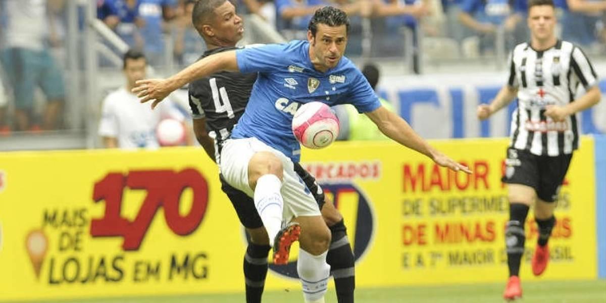 Atención la U: Fred sufrió una grave lesión y se perderá el resto de la temporada en Cruzeiro