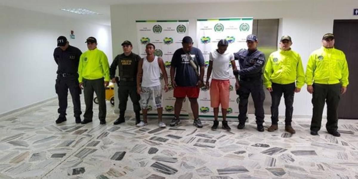 Envían a la cárcel a los tres presuntos responsables de la muerte de Temístocles Machado