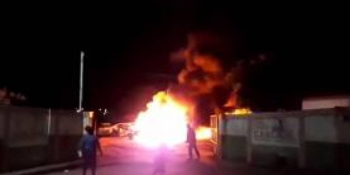 Três pessoas são detidas por incêndios contra ônibus em Fortaleza