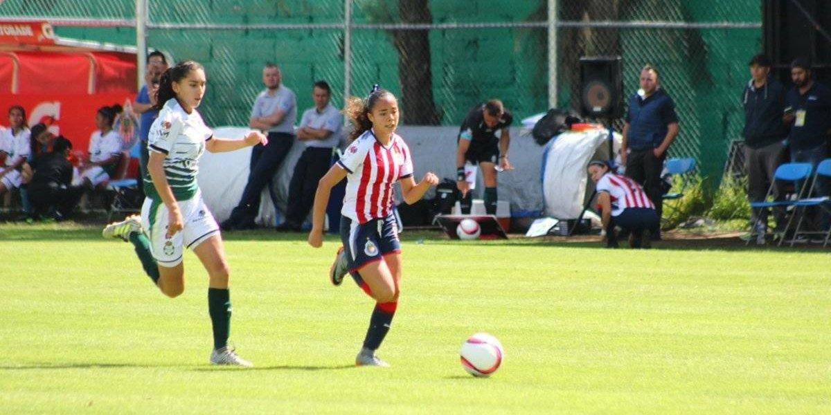 Chivas femenil agoniza en el Clausura 2018