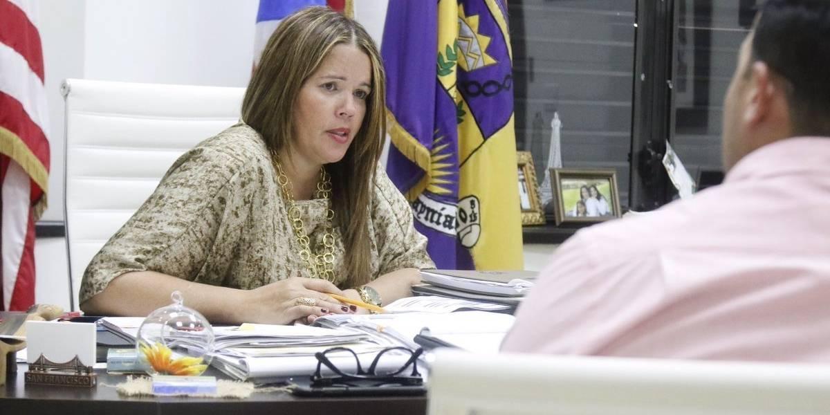 Lornna Soto exige al gobierno central $72 millones en fondo federales para reconstruir Canóvanas