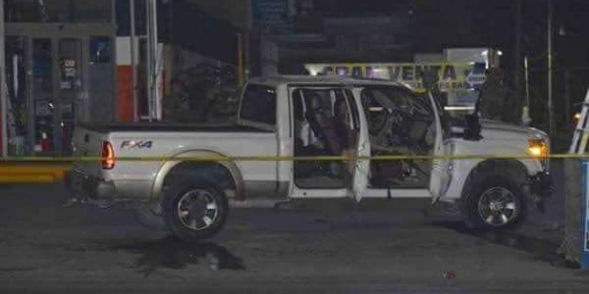 Enfrentamientos dejan al menos cuatro muertos en Nuevo Laredo