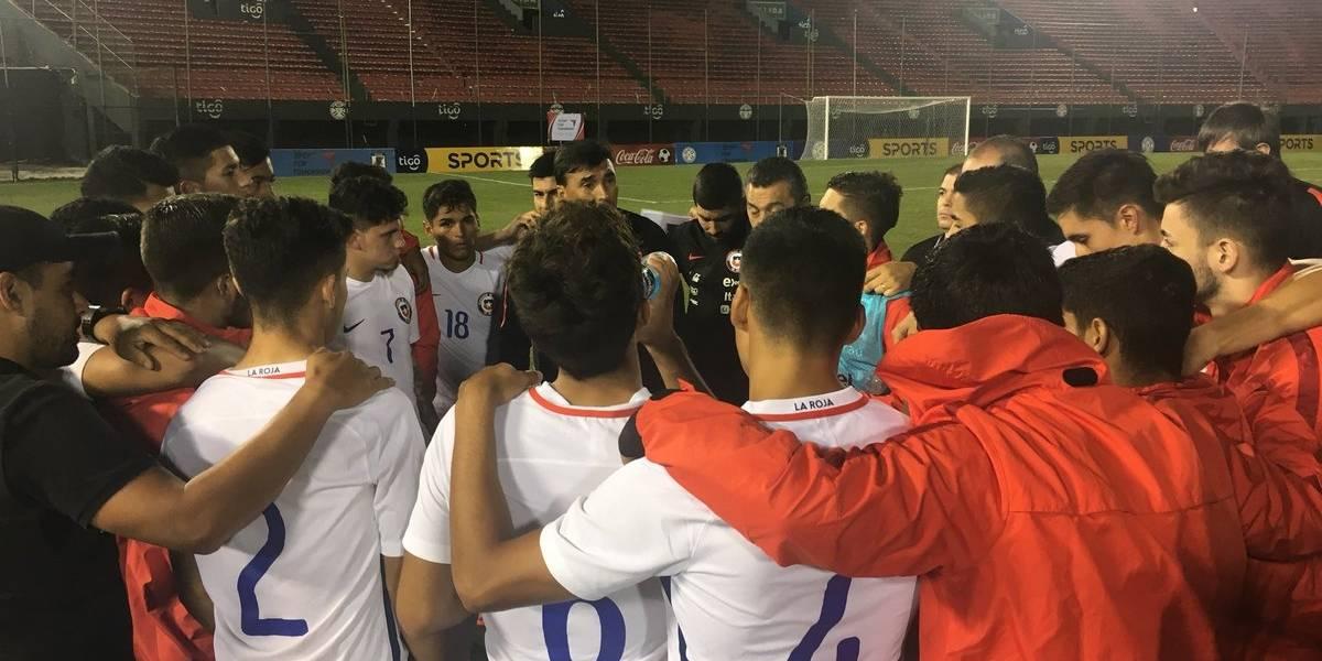 Chile campeón del Sport for Tomorrow Sub-21