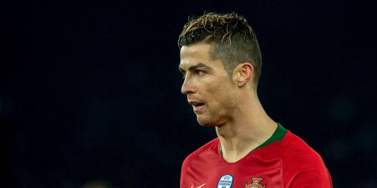 Cristiano Ronaldo sumó otro récord: Se convirtió en el tercer máximo goleador a nivel de selecciones
