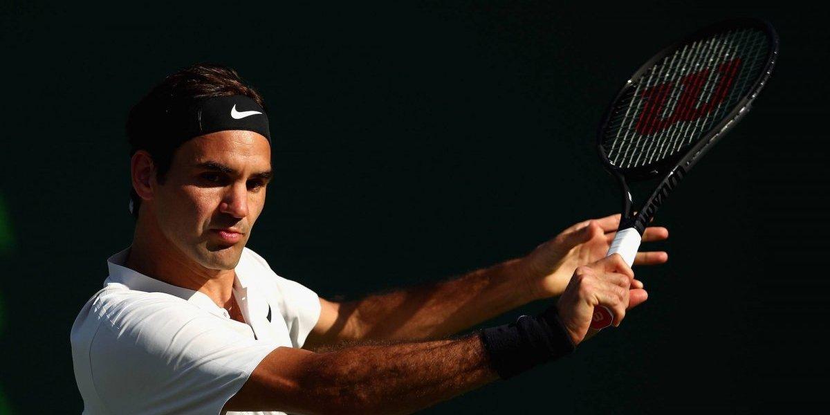 Roger Federer no estará en el campeonato de arcilla del ATP