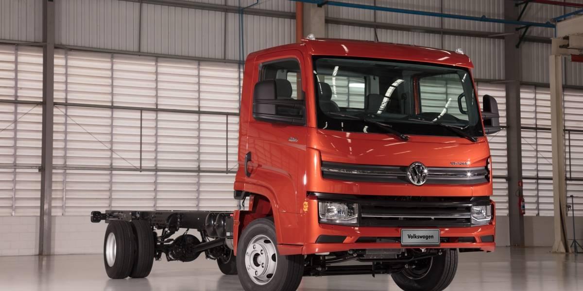 La nueva línea Delivery de Volkswagen inicia su desembarco