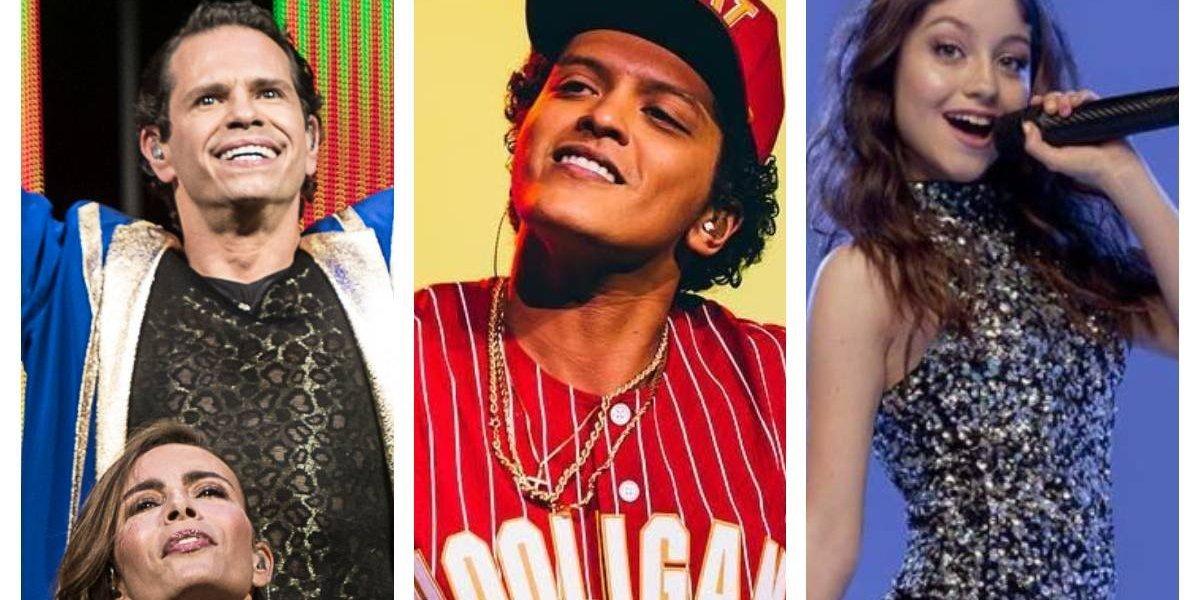 Timbiriche y 'Soy Luna' se colocan en el Top de tours mundiales