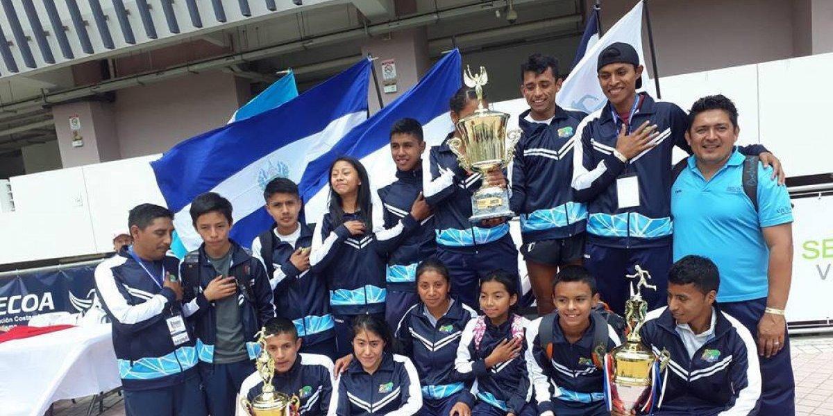 Marchistas nacionales brillan en Europa y en Campeonato Centroamericano