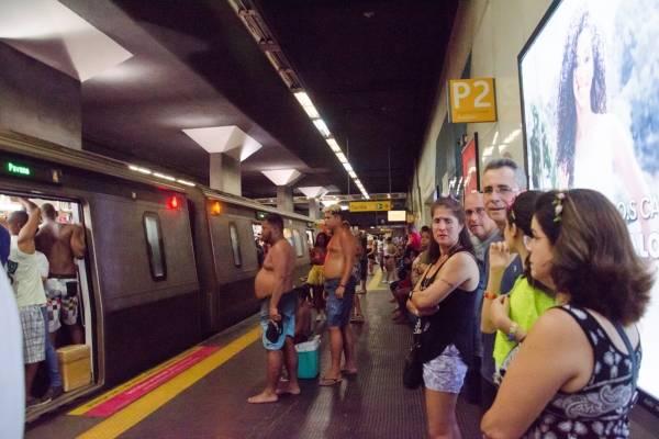 metrô Rio de Janeiro