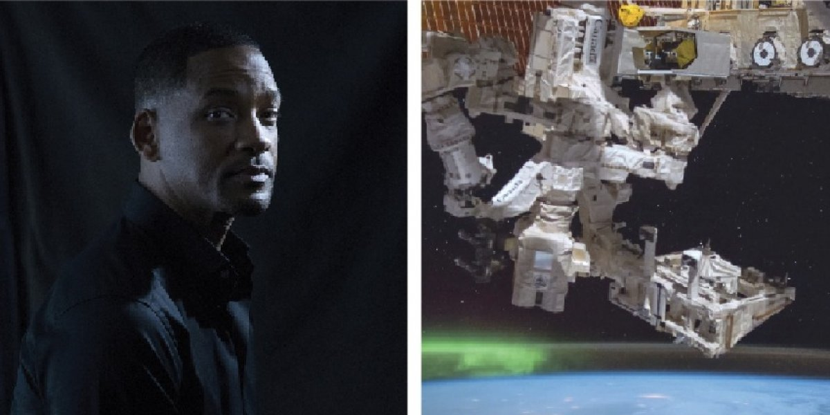 "Will Smith nos presentará una curiosa percepción de la Tierra en ""One Strange Rock"""