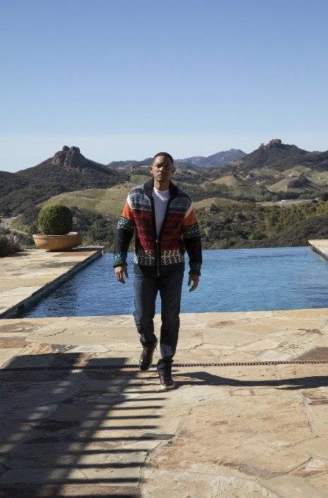 """Will Smith será el presentador de """"One Strange Rock"""". Foto: National Geographic"""