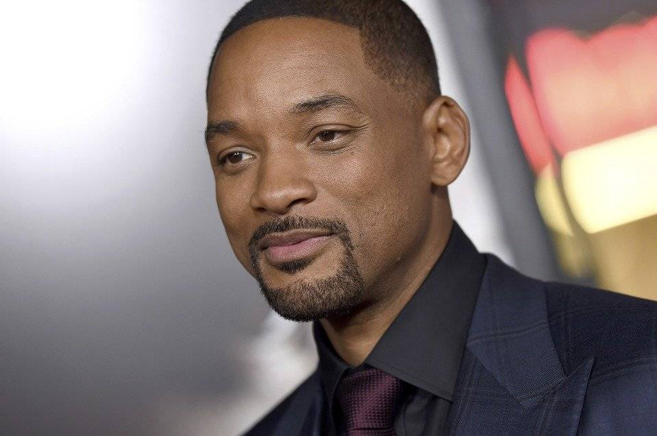 "Will Smith será el presentador de ""One Strange Rock"". Foto: National Geographic"