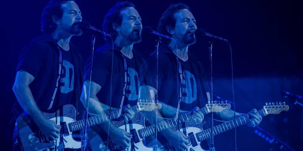 Lollapalooza 2018: Pearl Jam faz show clássico e prova que ainda está com tudo