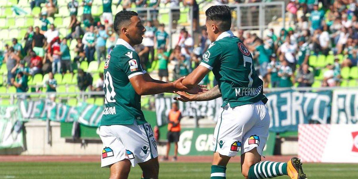 Escoba nueva barre bien: Santiago Wanderers volvió a las victorias de la mano de Moisés Villarroel