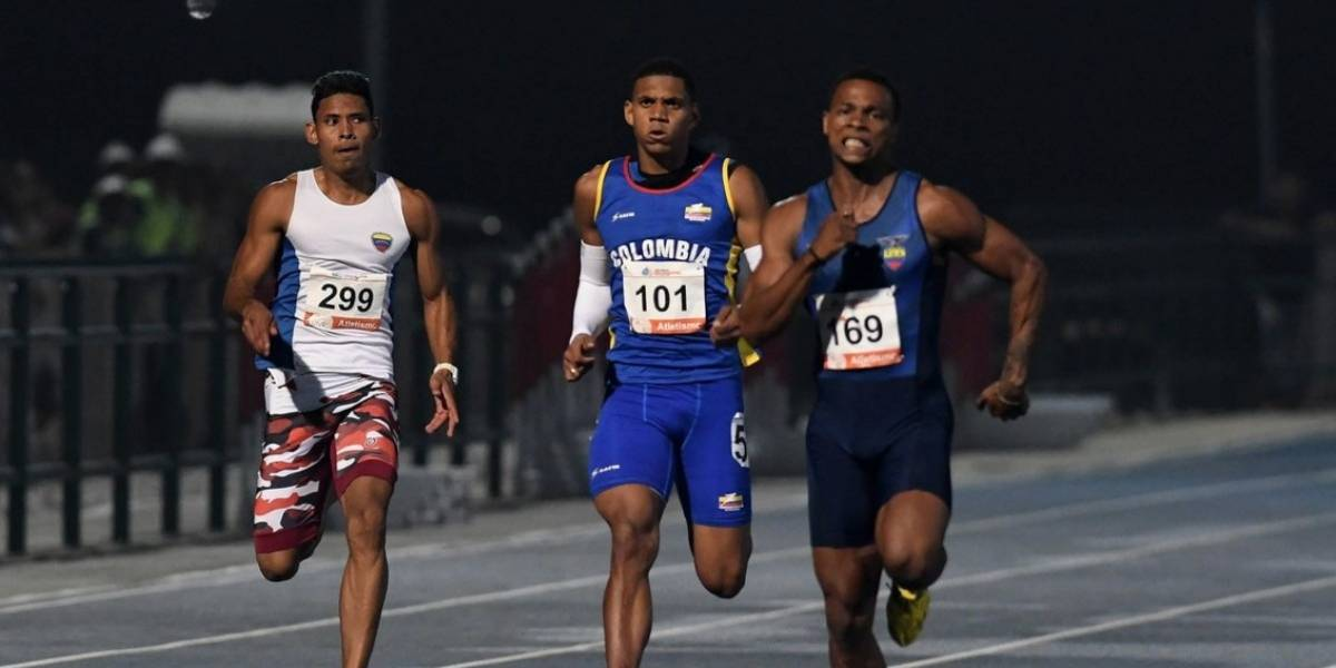 Ecuador, con seis oros, domina el Grand Prix Sudamericano
