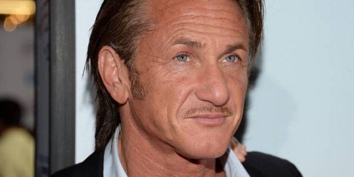 """Tras escándalo con """"El Chapo"""", Sean Penn podría retirarse de la actuación"""