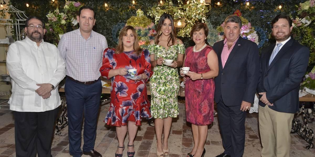 """#TeVimosEn: Celebran """"Décima Tarde de Té Inglesa"""""""