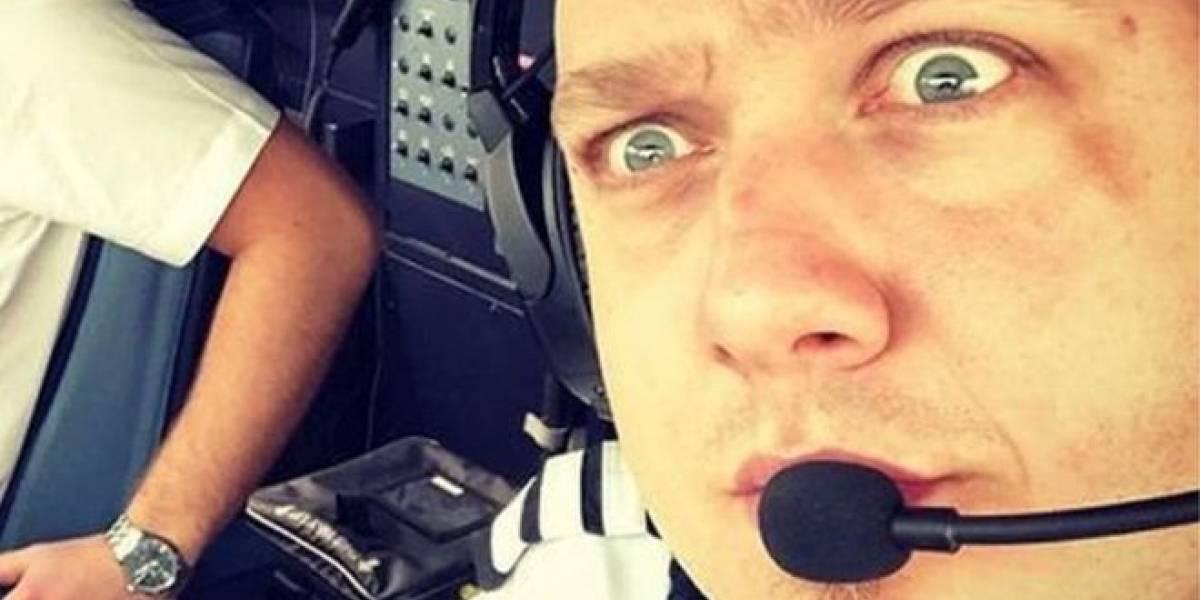 Piloto es suspendido por usar Snapchat en pleno vuelo