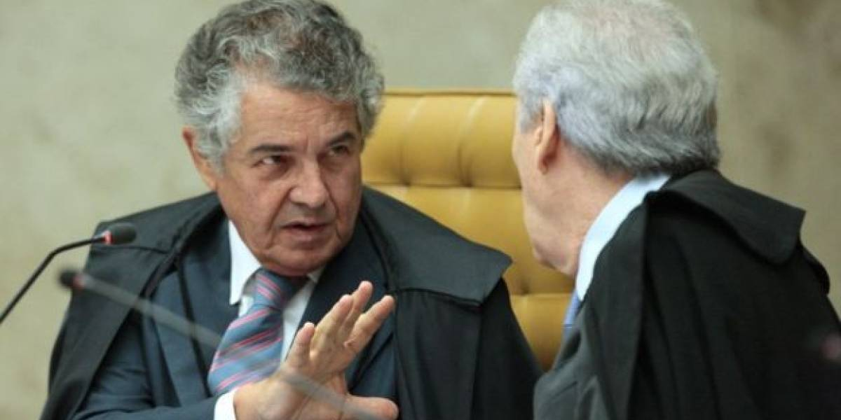 Ministro Marco Aurélio vota a favor de Lula; 5 a 4