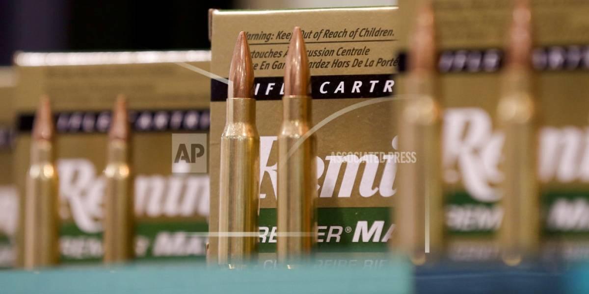 Fabricante de armas Remington se declara en bancarrota