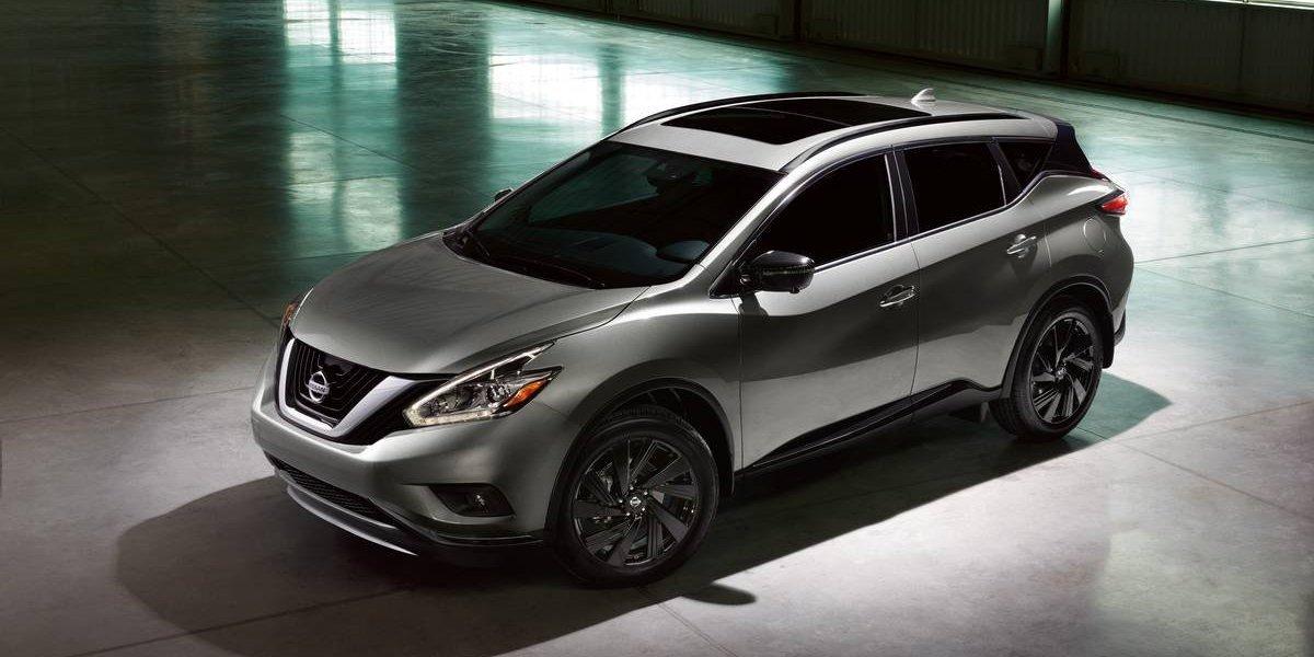 Nissan presenta selección de modelos edición especial Midnight Edition