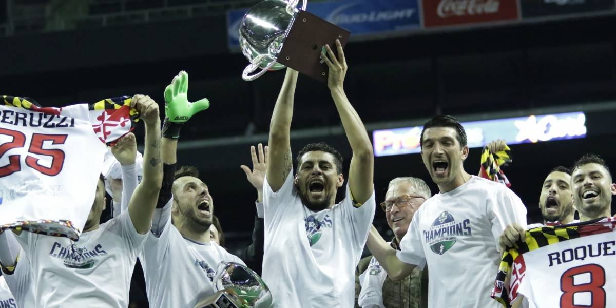 Pierde el Flash la Final; Baltimore es tricampeón de la MASL