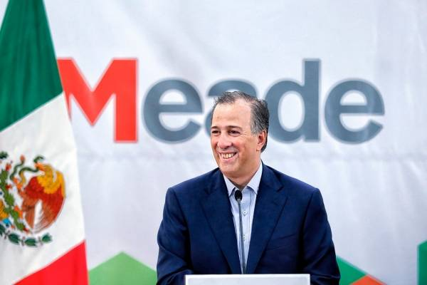 Jose Antonio Meade.