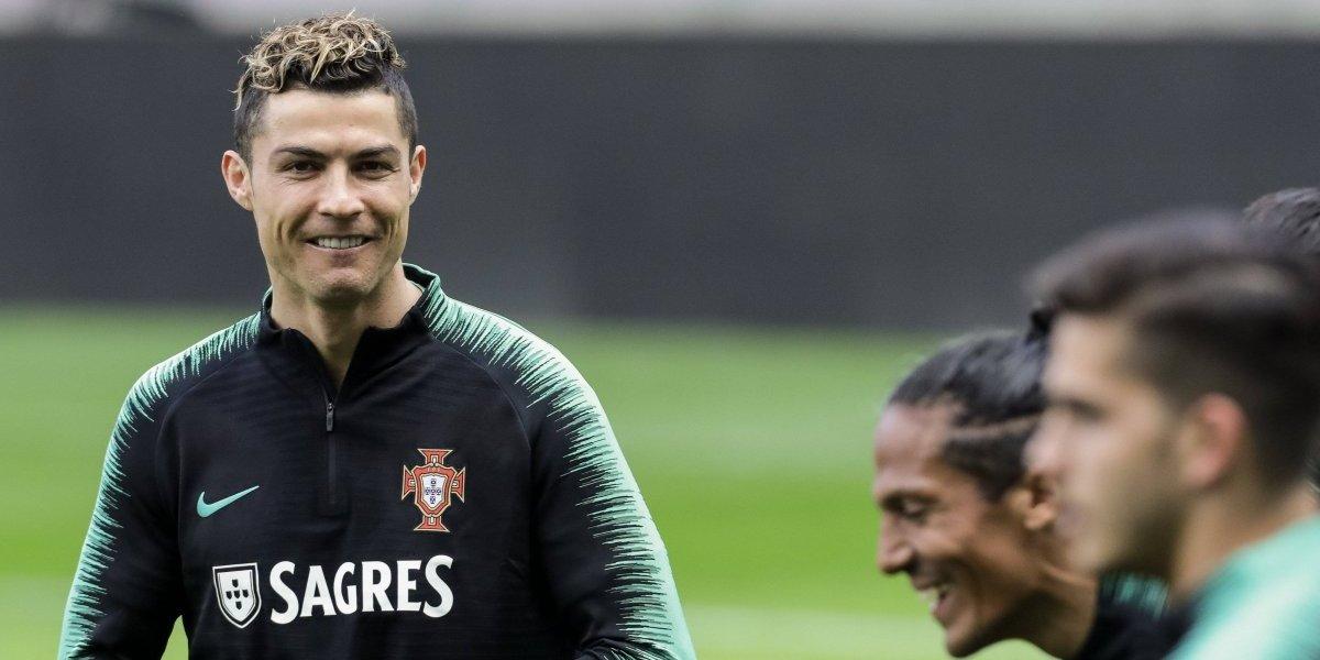 La Portugal de Cristiano Ronaldo ahora va por Holanda