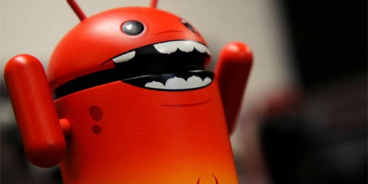 Encuentran malware en aplicaciones Android con 500.000 descargas