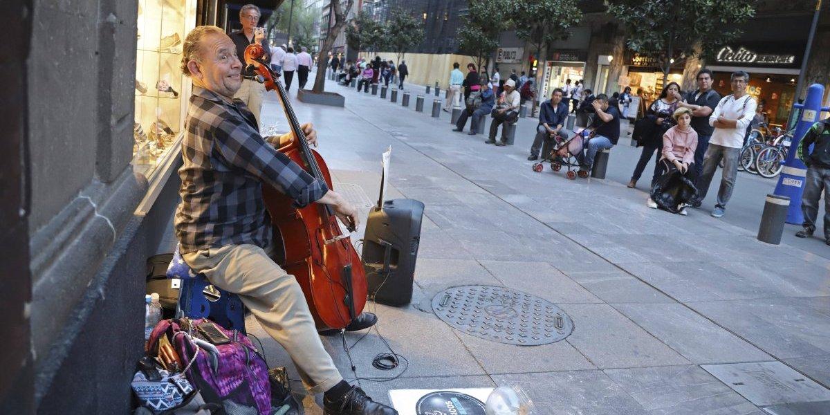 Ciudad de México recupera su historia a través de sus calles