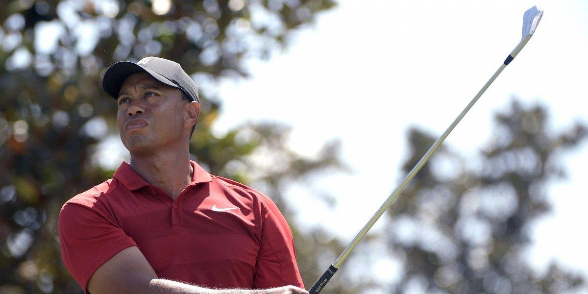 Tiger Woods regresa a torneo en Washington