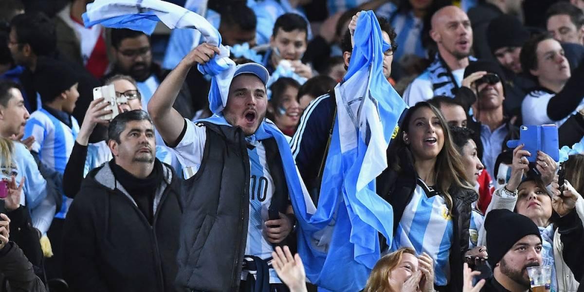 """""""Despacito"""" inspira nuevo cántico argentino para apoyar a la albiceleste"""