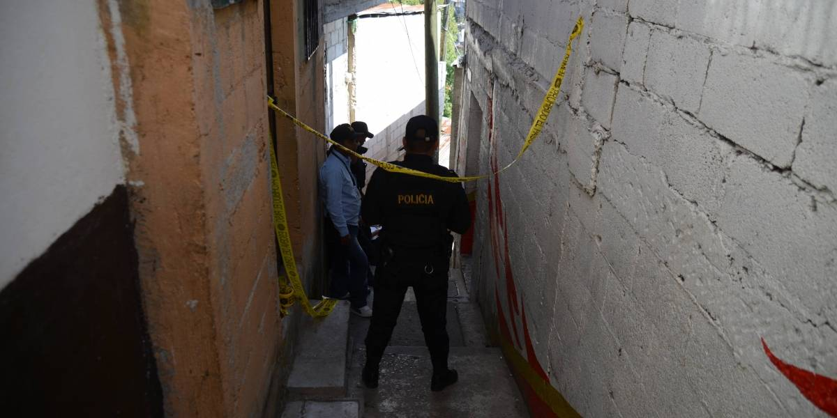 Lo matan a balazos en una tienda de la colonia El Limón, en la zona 18